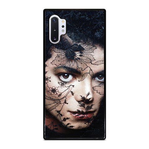 MICHAEL JACKSON FACE POTRAIT Samsung Galaxy Note 10 Plus Case