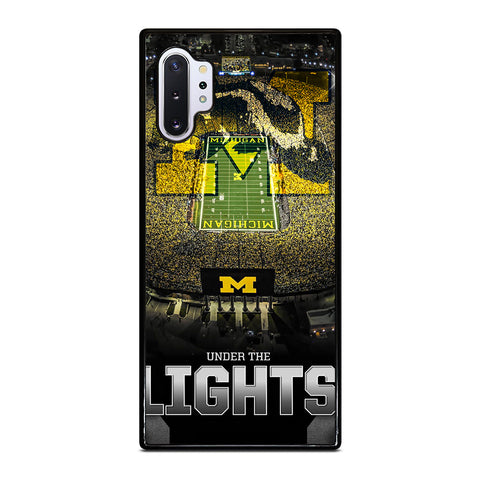 MICHIGAN WOLVERINES STADIUM Samsung Galaxy Note 10 Plus Case