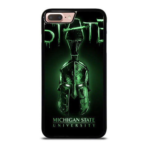 MICHIGAN STATE UNIVERSITY LOGO iPhone 8 Plus Case