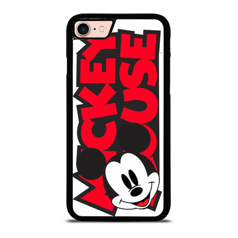 MICKEY MOUSE LOGO-iphone-8-case