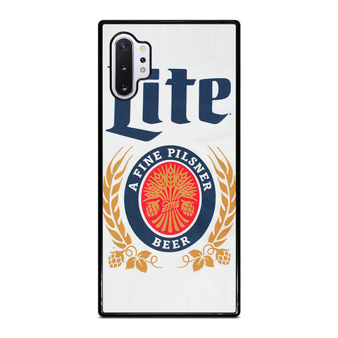 MILLER LITE BEER CAN 2 Samsung Galaxy Note 10 Plus Case