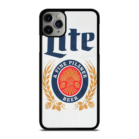 MILLER LITE BEER CAN 2-iphone-11-pro-max-case