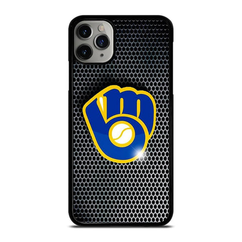MILWAUKEE BREWERS LOGO 2-iphone-11-pro-max-case