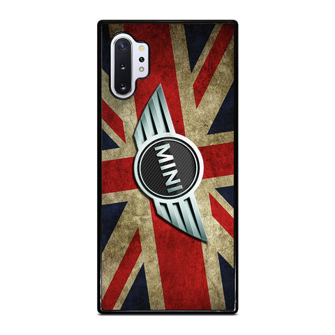 MINI COOPER FLAG DESIGN Samsung Galaxy Note 10 Plus Case