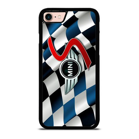 MINI COOPER LOGO-iphone-8-case