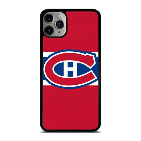 MONTREAL CANADIENS FLAG-iphone-11-pro-max-case
