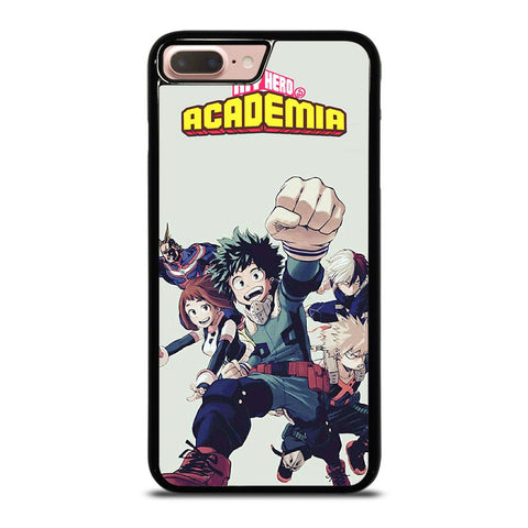 MY HERO ACADEMIA MOVIE SQUAD iPhone 8 Plus Case