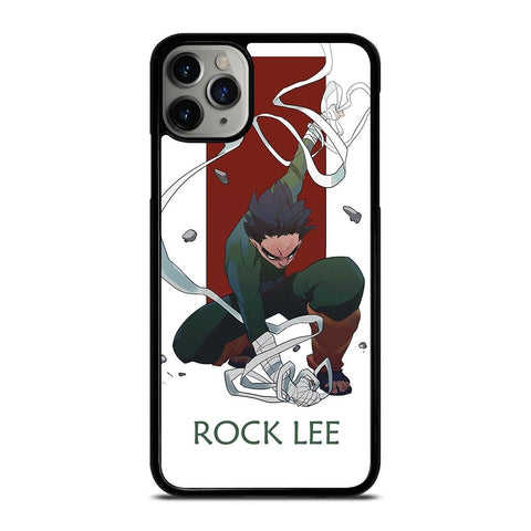 NARUTO SHIPPUDEN ROCK LEE GATE FOUR iPhone 11 Pro Max Case