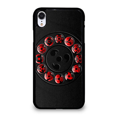 NARUTO 48 SHARINGAN-iphone-xr-case