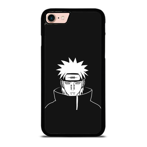 NARUTO SHIPPUDEN BLACK WHITE-iphone-8-case