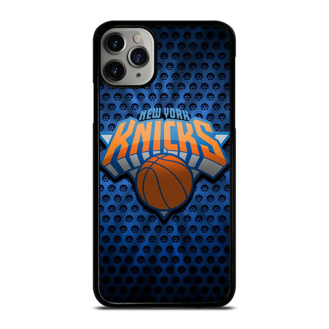 NEW YORK KNICKS LOGO BLUE-iphone-11-pro-max-case