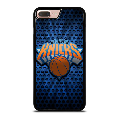 NEW YORK KNICKS LOGO BLUE iPhone 8 Plus Case