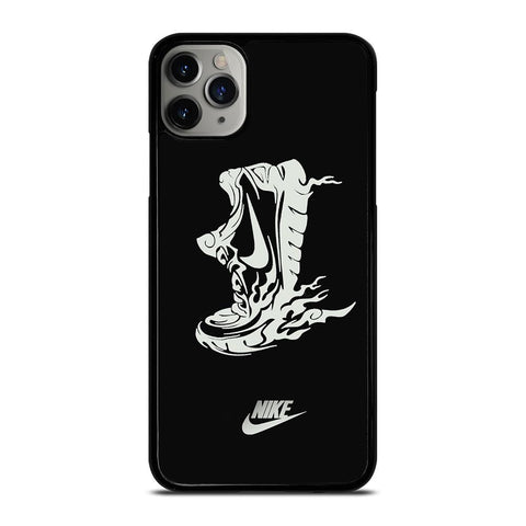 NIKE FOOT BLAME LOGO TRIBAL iPhone 11 Pro Max Case