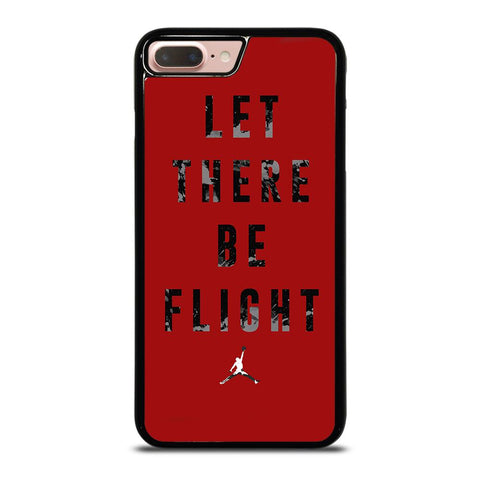 NIKE AIR JORDAN FLIGHT iPhone 8 Plus Case