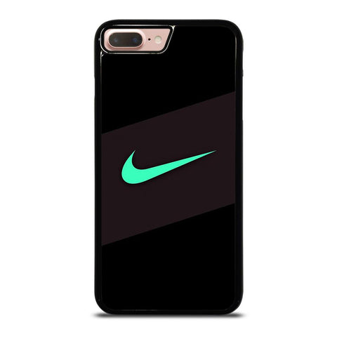NIKE LIGHT GREEN LOGO iPhone 8 Plus Case