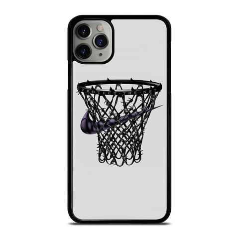 NIKE LOGO RING BASKETBALL NEVER STOPS iPhone 11 Pro Max Case