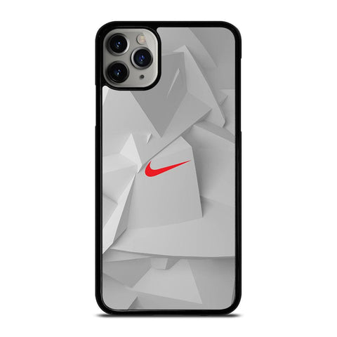 NIKE POLYGONAL TEXTURE iPhone 11 Pro Max Case
