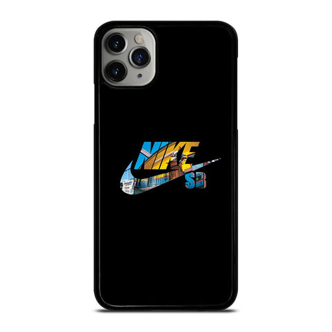 NIKE SB SKATEBOARD ARTWORK iPhone 11 Pro Max Case