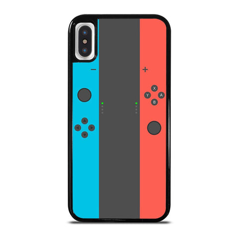 NINTENDO SWITCH CONTROLLER iPhone X / XS Case