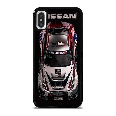 NISSAN GTR RALLY iPhone X / XS Case