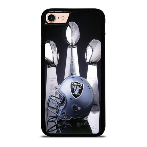 OAKLAND RAIDERS LOMBARDI TROPHIES-iphone-8-case