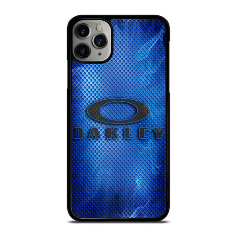 OAKLEY LOGO BLUE iPhone 11 Pro Max Case