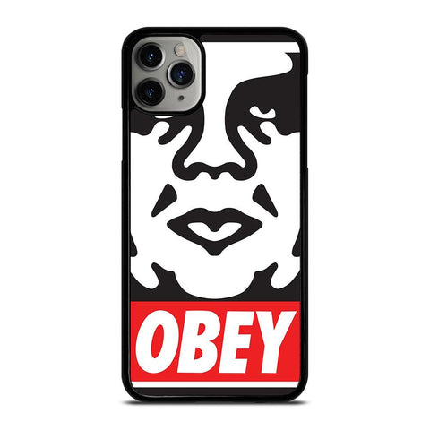OBEY CLOTHING LOGO iPhone 11 Pro Max Case