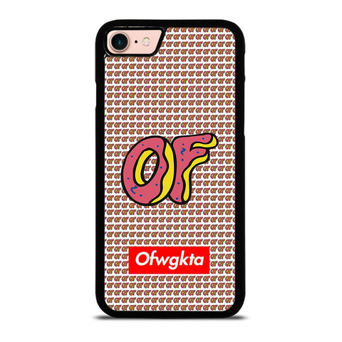 ODD FUTURE OFWGKTA POLKADOTS-iphone-8-case