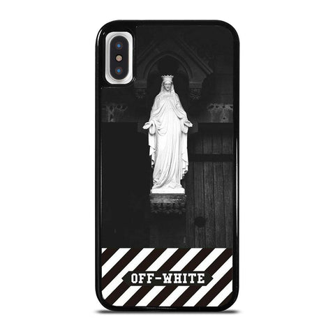 OFF WHITE STATUE iPhone X / XS Case