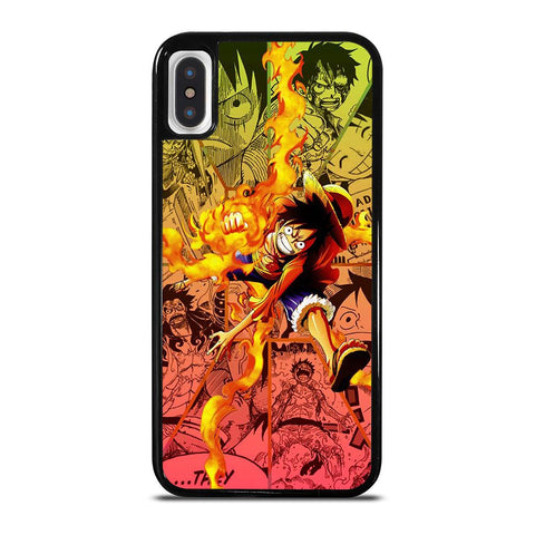 ONE PIECE LUFFY FIRE PUNCH iPhone X / XS Case