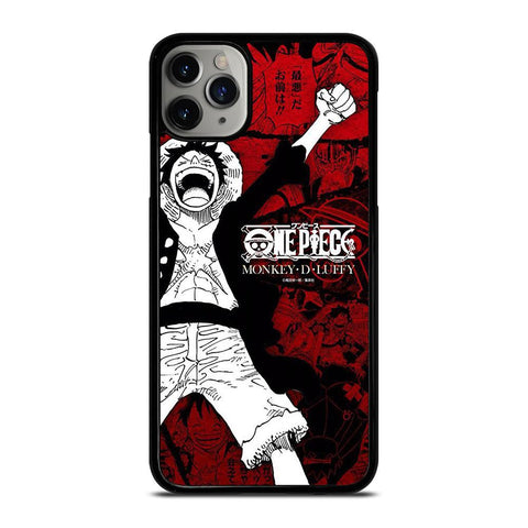 ONE PIECE MONKEY D LUFFY iPhone 11 Pro Max Case