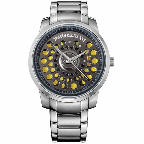 ORVIS BATTENKILL REELS FLY FISHING-metal-watch