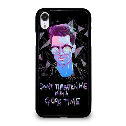 PANIC AT THE DISCO BRENDON URIE-iphone-xr-case