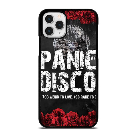 PANIC AT THE DISCO ROSE LIVE-iphone-11-pro-case
