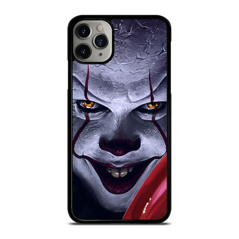 PENNYWISE CLOWN IT CHAPTER TWO iPhone 11 Pro Max Case