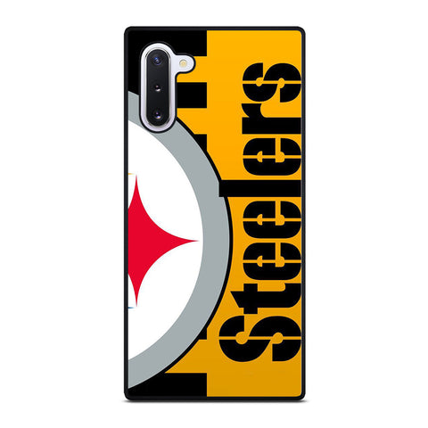 PITSSBURGH STEELERS NFL LOGO Samsung Galaxy Note 10 Case