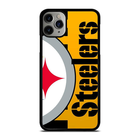 PITSSBURGH STEELERS NFL LOGO iPhone 11 Pro Max Case