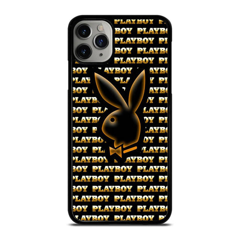 PLAYBOY BUNNY LOGO-iphone-11-pro-max-case