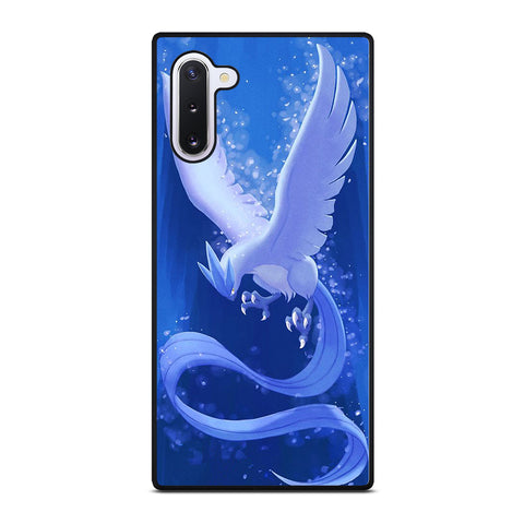 POKEMON CARTOON TEAM MYSTIC ARTICUNO Samsung Galaxy Note 10 Case