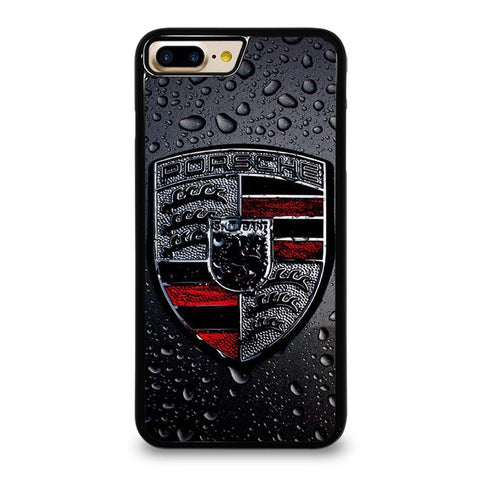 PORSCHE LOGO 2 iPhone 8 Plus Case