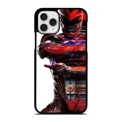 POWER RANGERS RED-iphone-11-pro-case