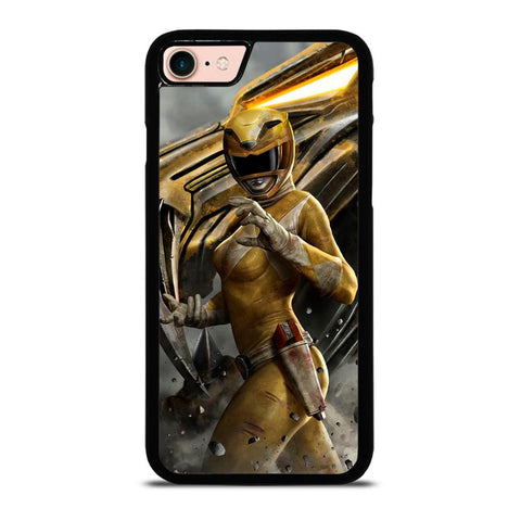 POWER RANGER YELLOW-iphone-8-case