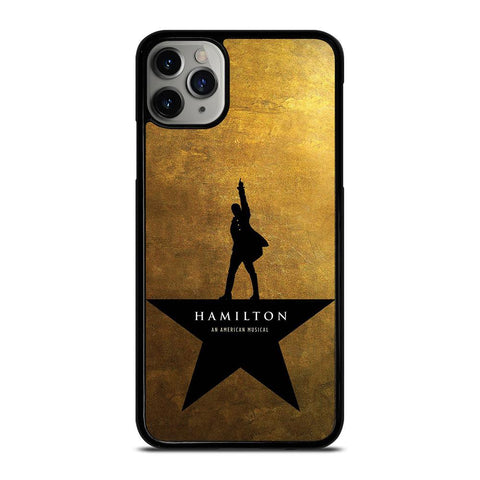 PRETTY BROADWAY CAST HAMILTON-iphone-11-pro-max-case