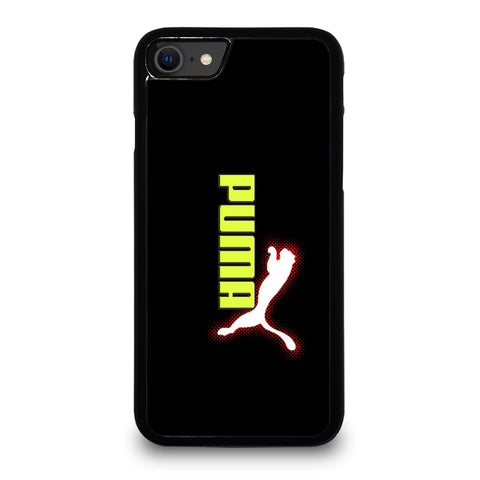 PUMA SHOES LOGO iPhone SE 2020 Case