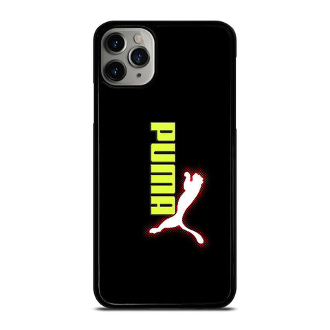 PUMA SHOES LOGO iPhone 11 Pro Max Case