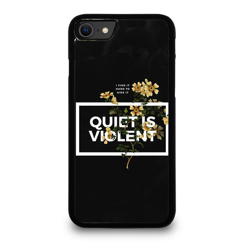 QUITE IS VIOLENCE TWENTY ONE PLIOTS iPhone SE 2020 Case