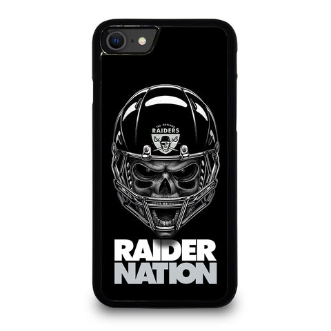 RAIDER NATION iPhone SE 2020 Case
