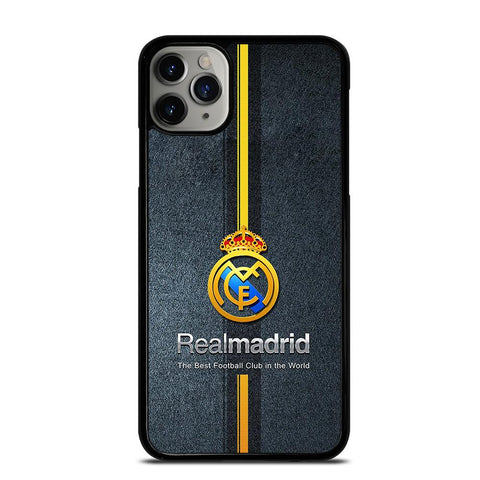 REAL MADRID SPAIN LOGO 2-iphone-11-pro-max-case