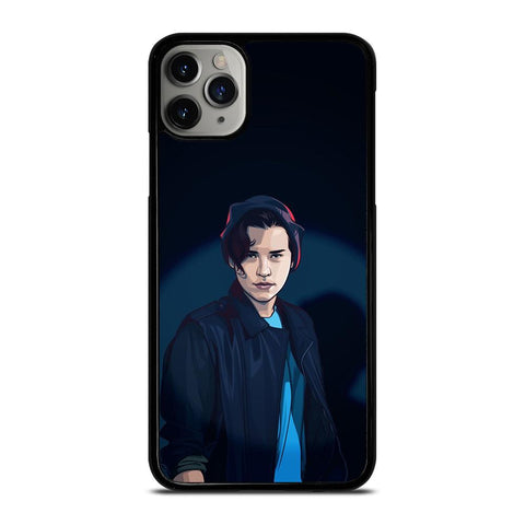 RIVERDALE JUGHEAD JONES WUZ HERE-iphone-11-pro-max-case