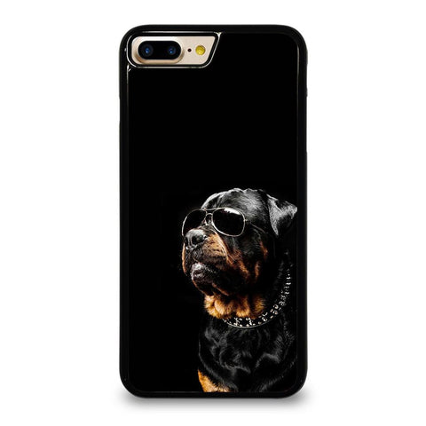 ROTTEILER DOG GLASSES iPhone 7 Plus Case